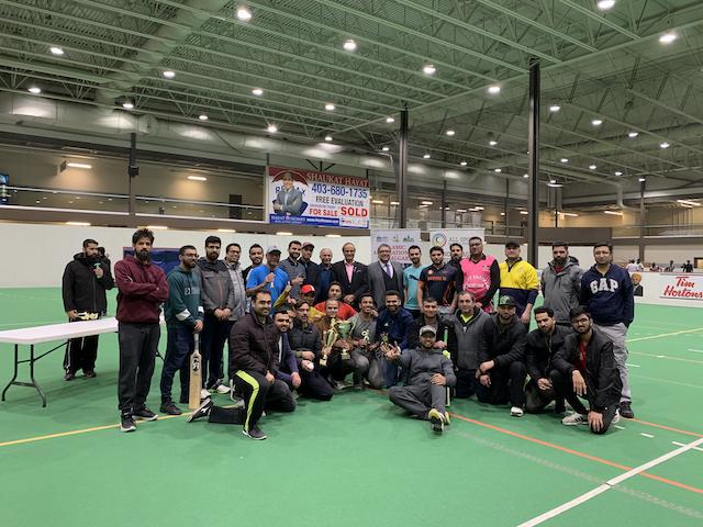 Indoor Cricket Tournament 2019