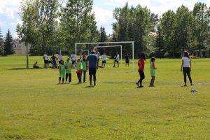 Soccer girls 4