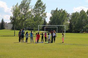Soccer girls 5