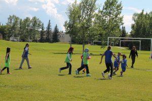 Soccer girls 7