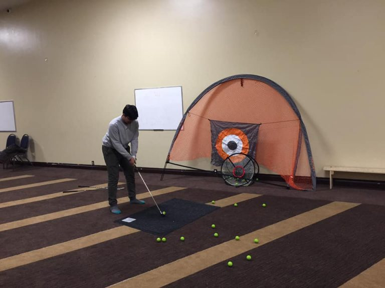 ASAF Golf Club Practice Session