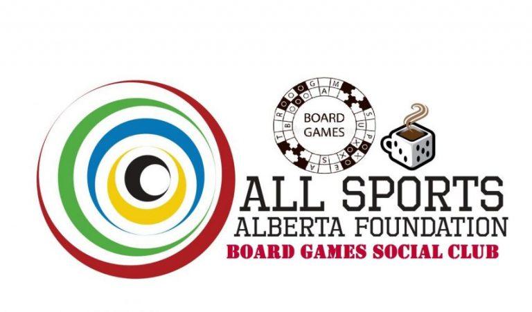 All sports Alberta Foundation Board Games Social Club