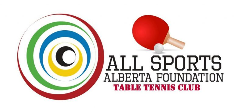 All sports Alberta Foundation Table Tennis Club