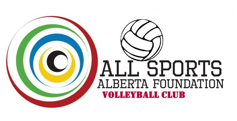 All sports Alberta Foundation Volleyball Club