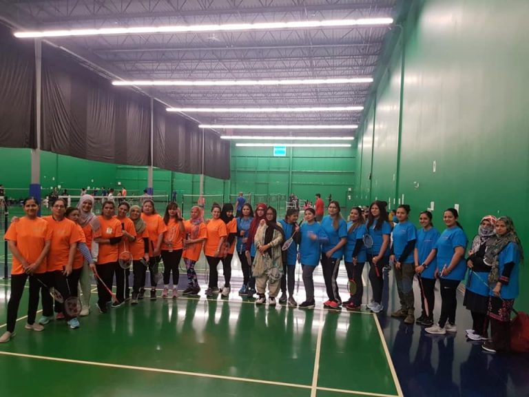 Badminton - Ladies 3