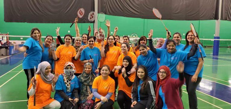 Badminton - Ladies
