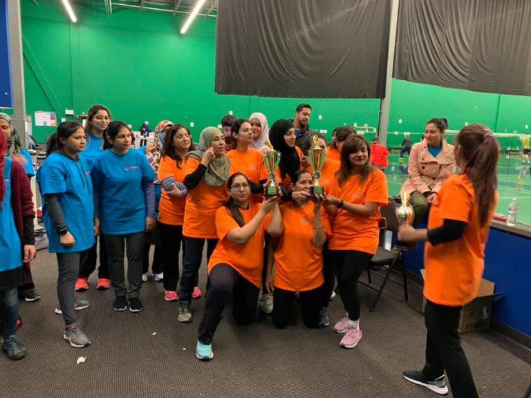 Badminton - Ladies2