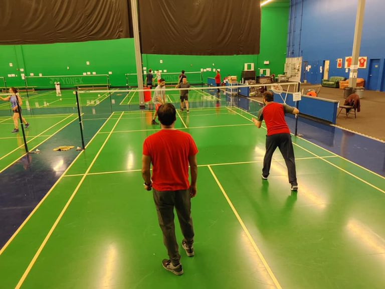 Badminton Men