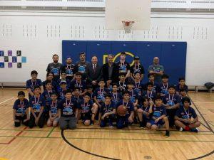 Basketball Boys NW Group