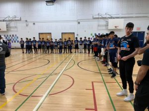 Basketball Boys NW Large Group