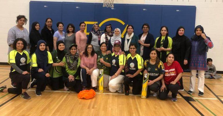 Cricket Women Group