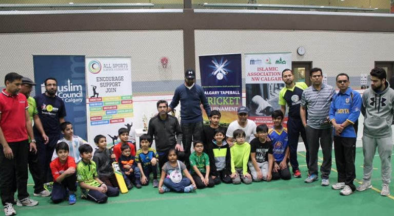 Cricket kids Training session group2