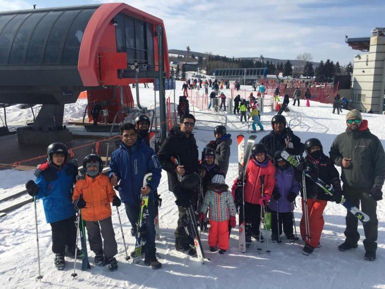 Skiing and Skating2