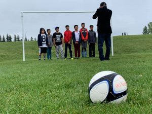 Soccer and Pasha Bhai