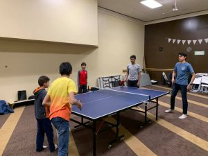 Table Tennis NW3