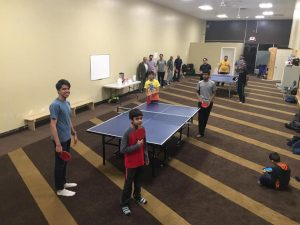 Table Tennis NW4