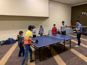 Table Tennis NW5